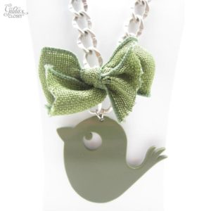 Collar Tweety Verde