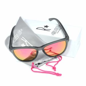 "Gafas de sol ""Sunset Pink"" de BE IRREVERENT"