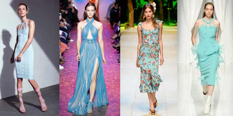 Colores de moda 2017. ISLAND PARADISE. Post Blog Gilda's Closet. tendencias primavera verano 2017