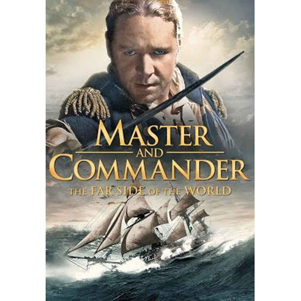 Poster pellicola Master and Commander
